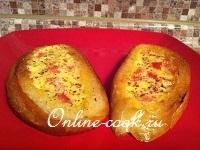 Бутерброд для завтрака (горячий)