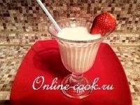 Молочный коктейль «Клубничный» из «Смешариков»