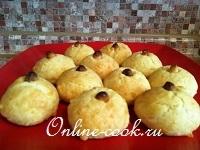 Коктейльные сырные печенья к супу