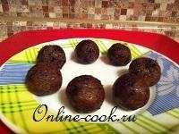 Конфеты из чернослива и миндаля (диетические)