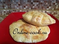 Лепешки пшеничные