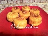 Творожные мини-пончики