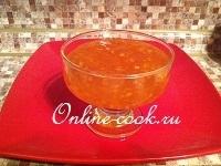 Джем-варенье из апельсинов (в мультиварке)