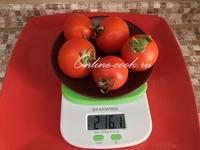 Черри-помидоры (перекус вечерный) (Петров пост 2017г. 7-й день)